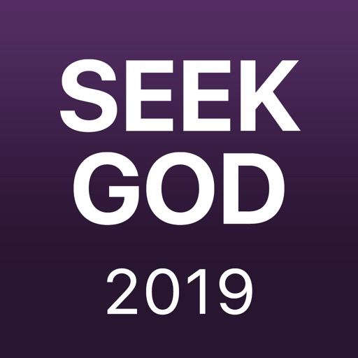 Seek God for the City 2019