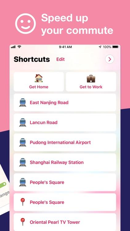 Shanghai Metro Interactive Map screenshot-4