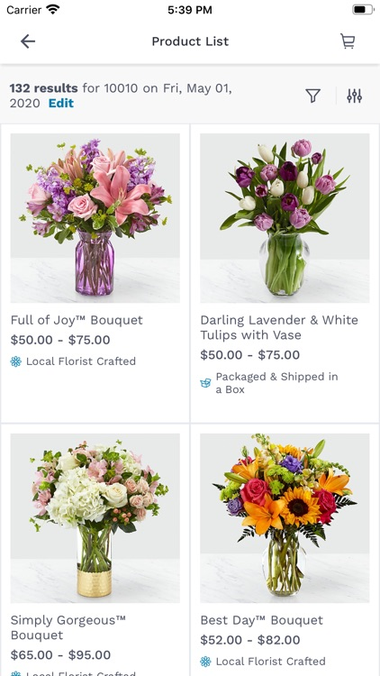 ProFlowers: Delivered Fresh