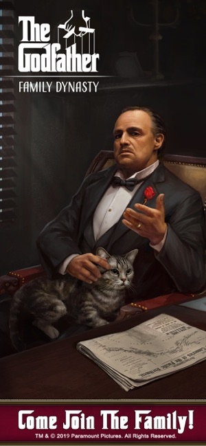 The Godfather Game on the App Store