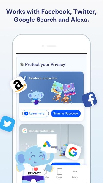 Jumbo Privacy screenshot-4