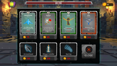 Dungeon Tales : RPG Card Game screenshot 3