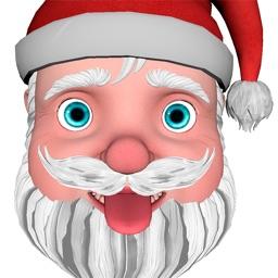 Santa AR - Santa Claus Emoji