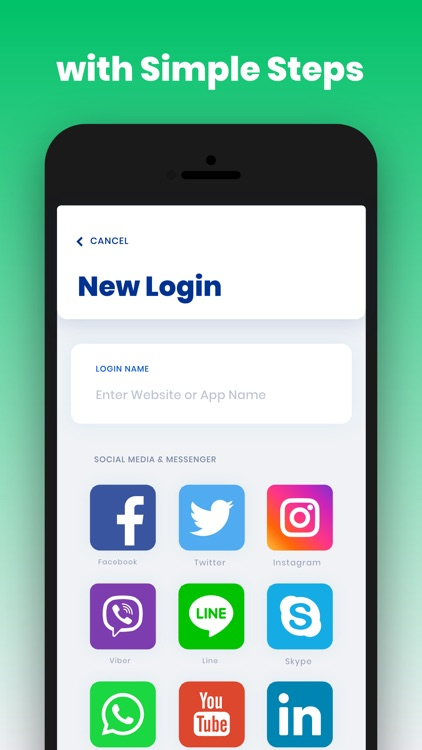 Password Manager - Protect screenshot-3