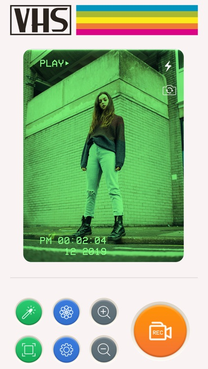 VHS Tapecorder screenshot-5