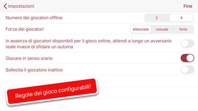 Screenshot of Burraco Italiano !7