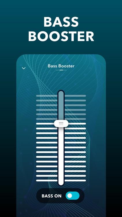 Equalizer Fx: Bass Booster App screenshot-0