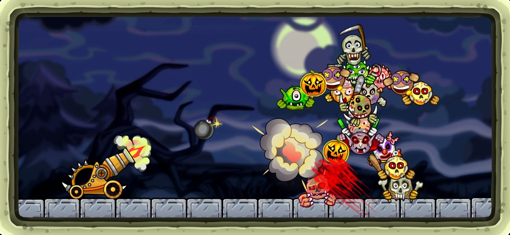 Roly Poly Monsters Cheat Codes