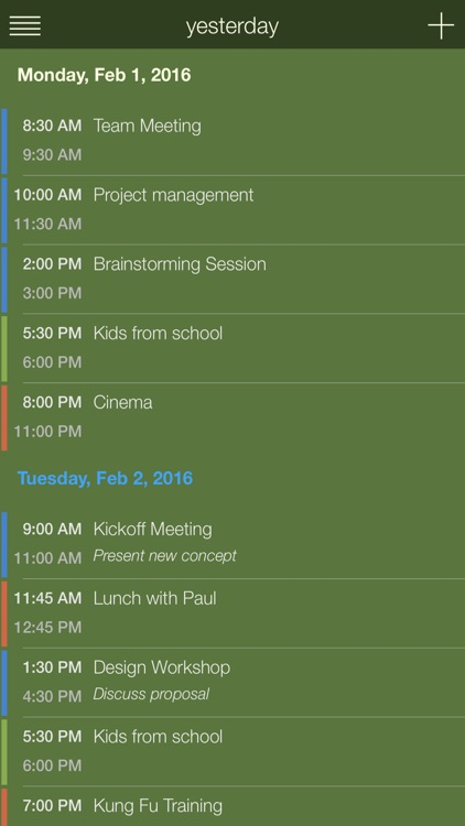 Appoint - smart calendar screenshot-3