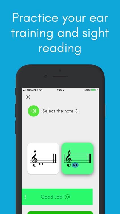 ScoreSkills - Learn Music screenshot-3