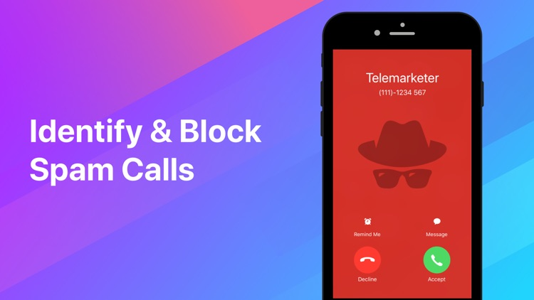 Call Protect - Scam Blocker