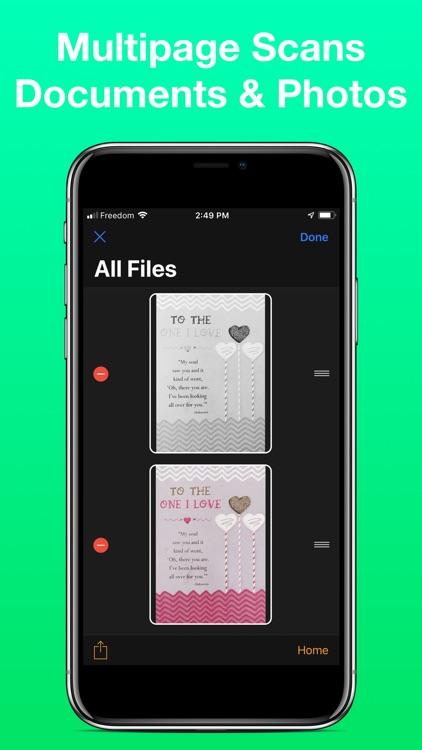 Photo Editor & PDF Scanner App screenshot-8