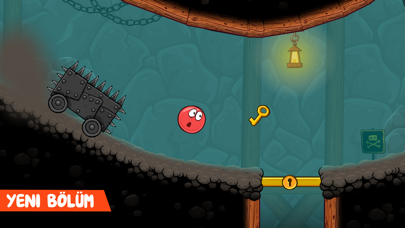 Screenshot for Red Ball 4 in Turkey App Store