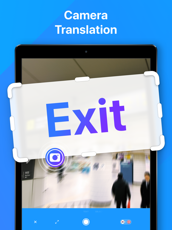 iTranslate - Translate in 90+ languages with the #1 Free Translator & Dictionary screenshot