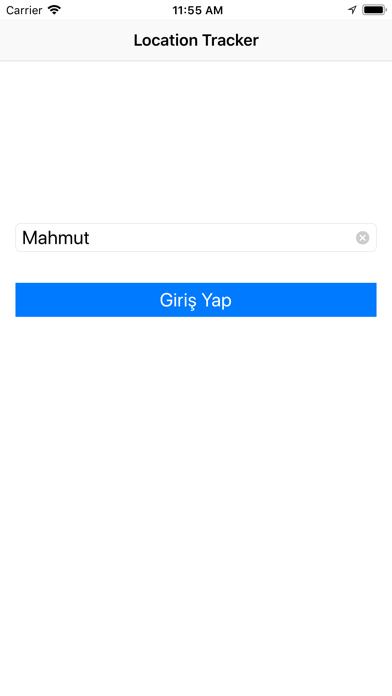Konum Takip screenshot one