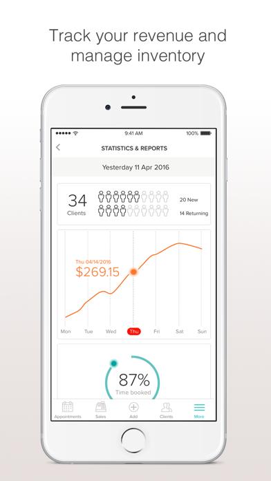 Booksy BIZ: Online Booking App For PC
