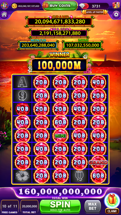 Cash Frenzy™ - Slots Casino Screenshot