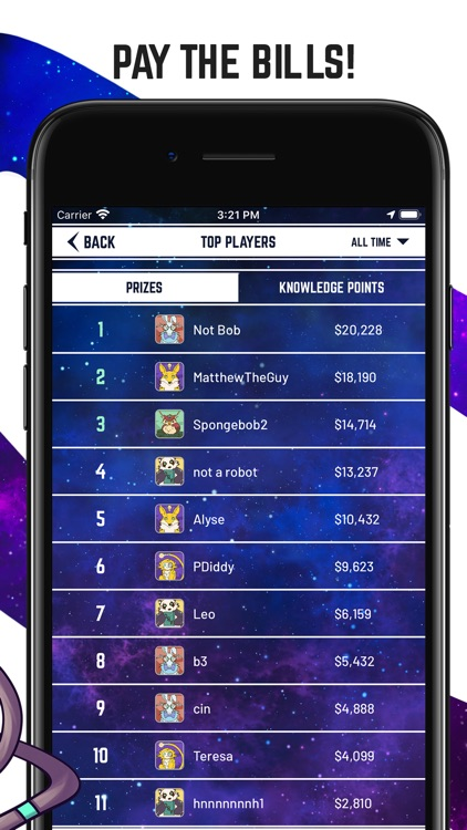 Skilli World-Real Money Trivia screenshot-7