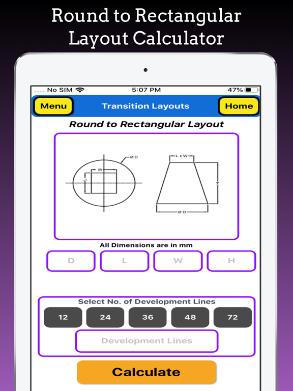 Transition Layouts screenshot 14