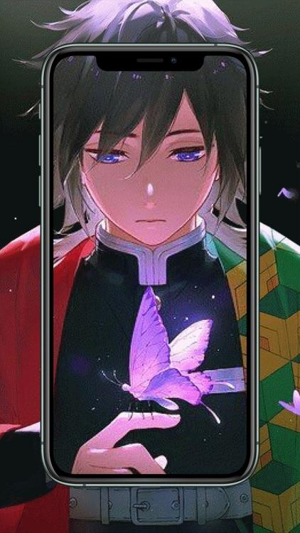 Anime Wallpapers HD Background screenshot-3