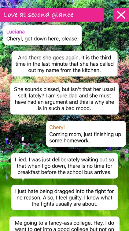Love Chat Stories