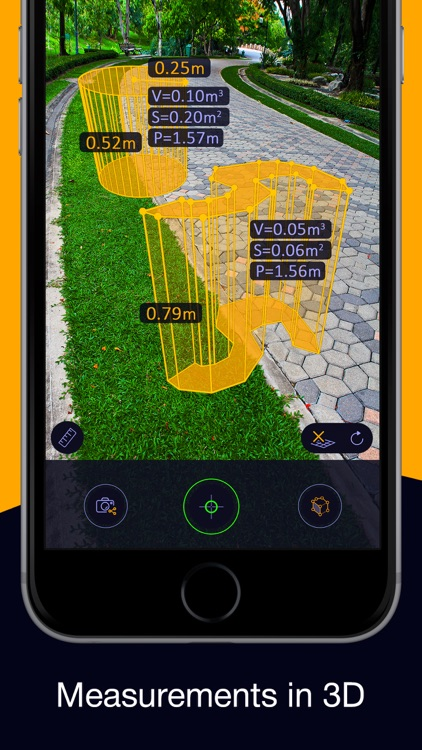 AR Ruler App – Tape Measure
