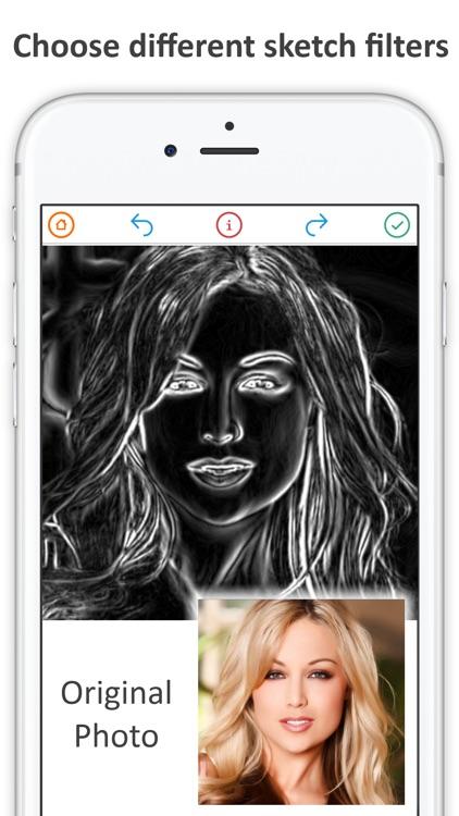 Sketch my photo drawing booth screenshot-3