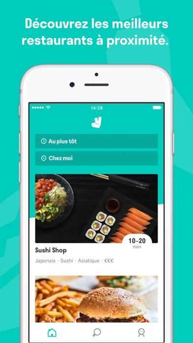 Screenshot for Deliveroo in Lebanon App Store