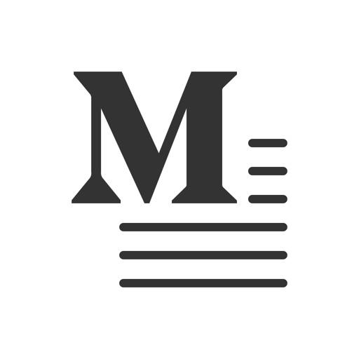 Medium app logo