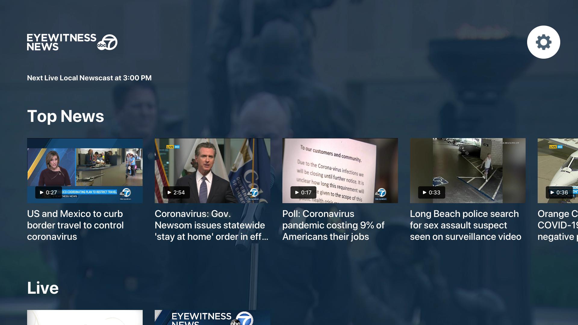 ABC7 Los Angeles screenshot 16