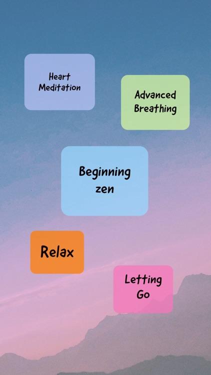 Calm Build - Meditation screenshot-6