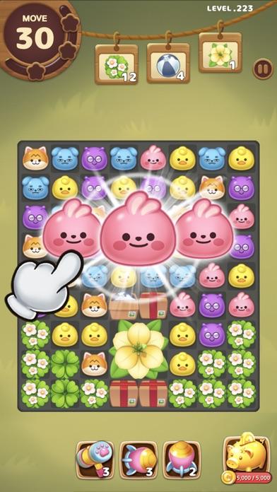 Candy Friends Forest screenshot 2