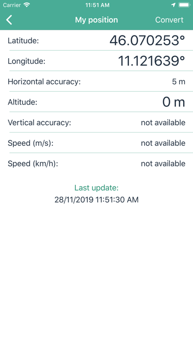GPS Utility screenshot two