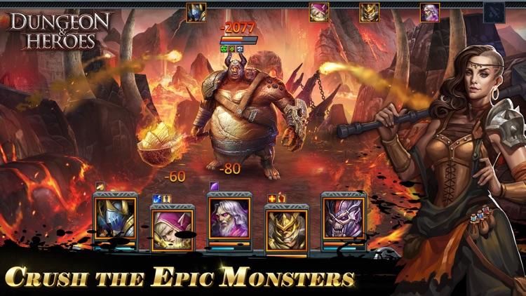 Dungeon & Heroes: 3D RPG screenshot-4