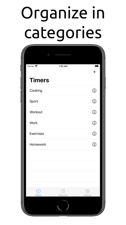 Multi Timers & Reminders
