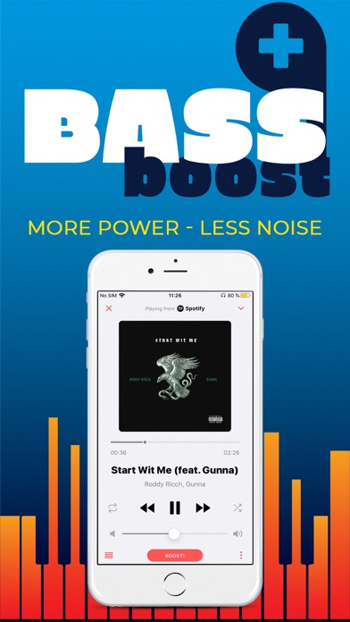 VOLUME BOOSTER + BASS BOOSTER wiki review and how to guide