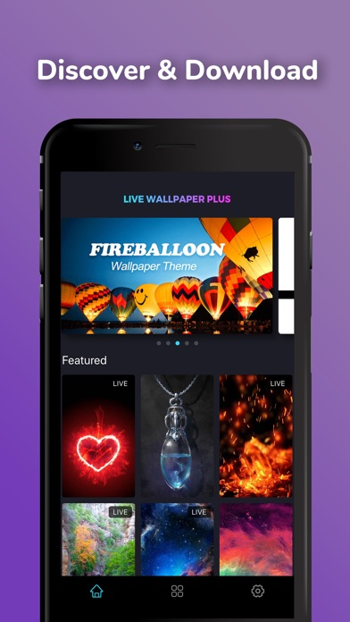 download Live Wallpapers Plus HD 4k apps 2