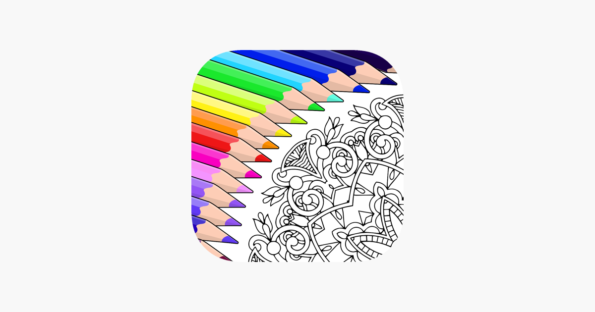 Colorfy Coloring Art Games On The App Store