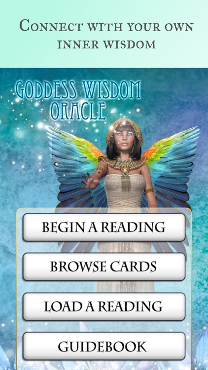 Goddess Wisdom Oracle