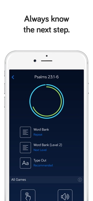 Verses - Bible Memory on the App Store