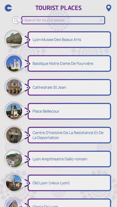 Lyon Tourist Guide screenshot 3