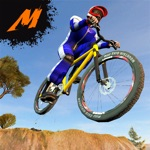 Mayhem Mountain Bike BMX Race