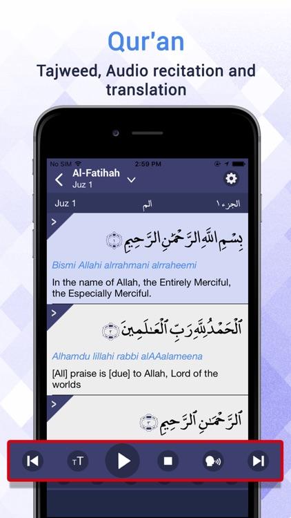 Al Muslim - Islamic Companion screenshot-4