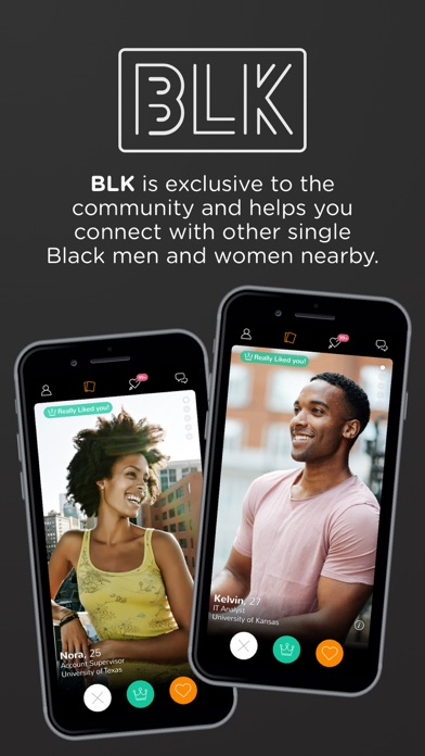 BLK - Dating for Black singles Screenshot
