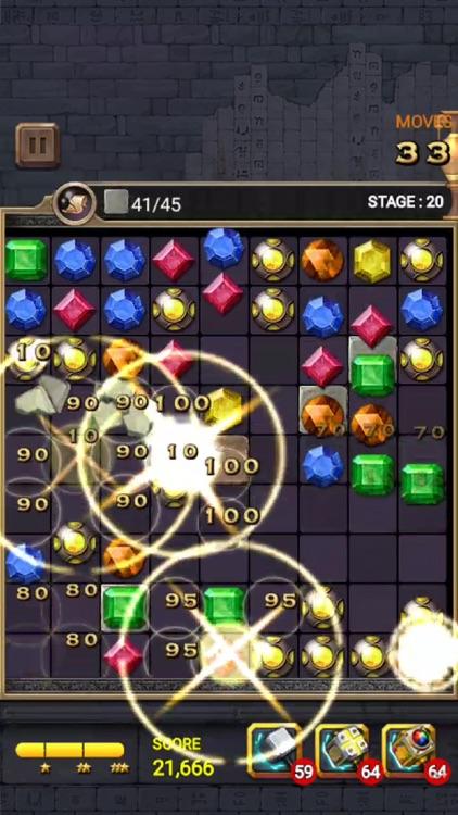 Jewelry King - Match 3 screenshot-3