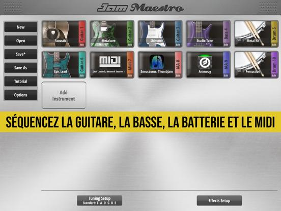 Screenshot #5 pour Jam Maestro