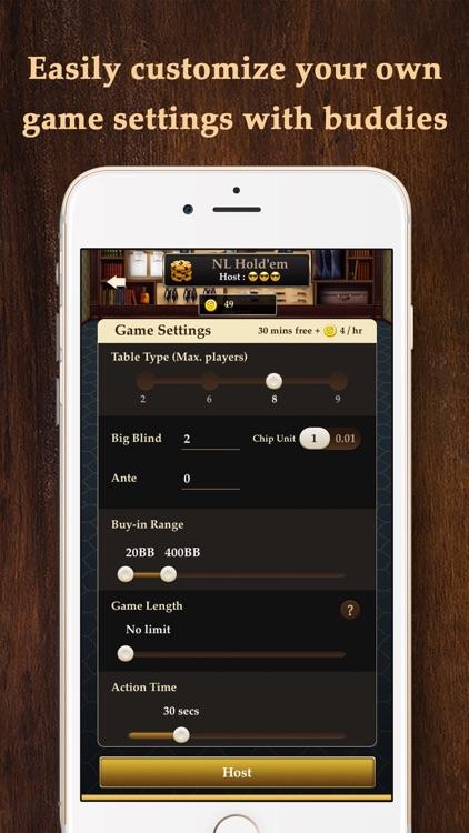 Pokerrrr 2- Holdem, OFC, Omaha screenshot-4