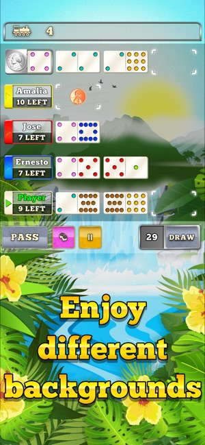 Mexican Train Dominoes Gold on the App Store