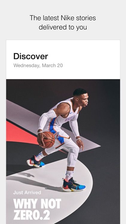 Nike screenshot-0