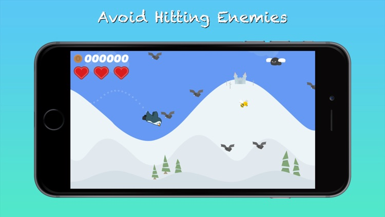 Charles: The Flappy Penguin screenshot-0